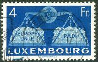 Luxemburg Nr. 483 gestempelt LUXUS Vollstempel CEPT Vorläufer used 50,00 €