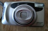 Fujifilm Discovery S1050 Zoom Date 35mm Point & Shoot Film Camera - TESTED