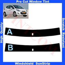 Sonnenblendstreifen Hyundai IX-20 5-Türen 2010-.... 5%-50%