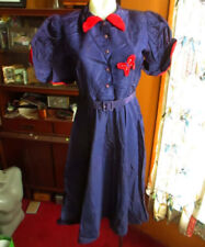 339b3eb5d6d Casual 1940s Vintage Dresses for Women for sale