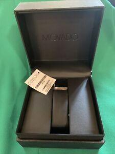 New MOVADO Watch Empty Gift Box Case Men's & Women's Swiss