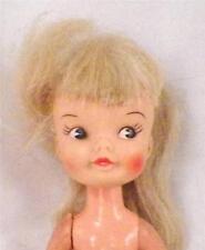 Vintage Heidi Doll Remco 1962 Arm Waving Mechanism Works Well