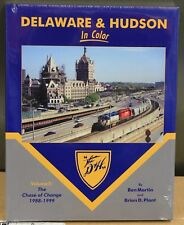 MORNING SUN BOOKS - DELAWARE & HUDSON In Color Vol. 5 - Change - HC 128 Pages