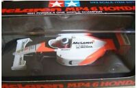 ONYX 118 & 118B McLaren Honda MP4-6 F1 diecast model car G Berger WC 1991 1:43rd