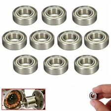 10Pcs 688zz Miniature Ball Bearings 8x16x5mm Metal Double Shielded Ball BearingA