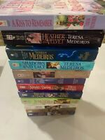 Lot 13 All Teresa Medeiros Historical Romance Paperbacks A Kiss to Remember+