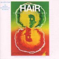 ORIGINAL BROADWAY CAST - HAIR  CD  32 TRACKS MUSICAL SOUNDTRACK  NEW+
