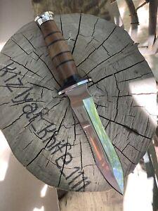 """Russian tactical knife """"Stalker"""" (Kizlyar factory)"""