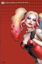 Harley Quinn Year Of The Villain #1 Szerdy Exclusive Variant Nm Dc Comics