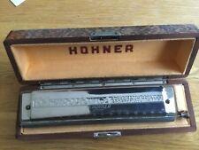 THE 64 CHROMONICA 4 CHROMATIC OCTAVES PROFESSIONAL MODEL - M.HOHNER GERMAN MADE