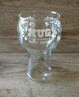 Set 4 Vintage Mug Old Fashioned Root  Beer Soda Fountiain Pop Glasses