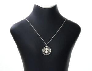 Scandinavian sterling silver pendant made by Kultateollisuus Finland
