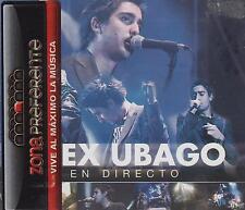 CD - Ex Ubago En Directo NEW Vive La Maximo La Musica CD/DVD FAST SHIPPING !
