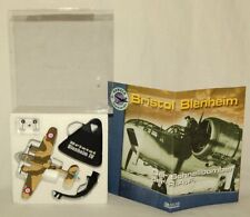 Bristol Blenheim IV - Fertigmodell Metall 1:144 DieCast Military Aircraft - OVP