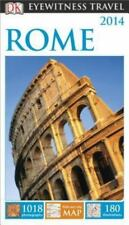 DK Eyewitness Travel Guide: Rome-ExLibrary