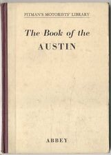 Austin A30 A40 A70 A90 models Dorset Hampshire Hereford Pitman Handbook 1st 1954