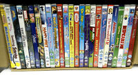 25 Childrens Lockdown DVD's Various Items as per Photo ALL 25 Bargain Kids Bx2