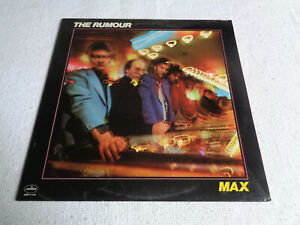 "The Rumour - Max - Mercury 12"" Vinyl LP - 1977 - NM"