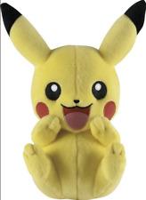 "Pokemon Pikachu Plush Soft Toy Teddy 9"" (23cm) - UK STOCK !! FAST&FREE!"
