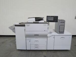 Ricoh PRO C5100S 5100S C5100 65 ppm color Only 72K copies