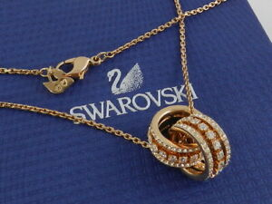 Swarovski  Further Pendant Rose-gold tone plated ,5419853