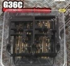 1/35 Trumpeter Models G36C German Compact Commando Guns w/Sights (6)