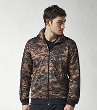 Adidas Original Camouflage Men Slim Firebird City Camo Track Top TT Jacket  L