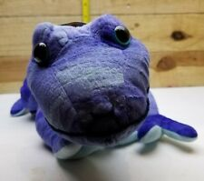 Blue & Purple Iguana Kohls Cares Eric Carle Lizard Plush Stuffed Animal W/ Tag