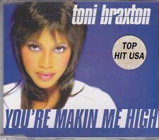 You're Makin Me High    -     Toni Braxton