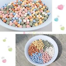 Hot Modish Clay Pebbles Growing Media Expanded Clay Rocks Colorful YU#CA