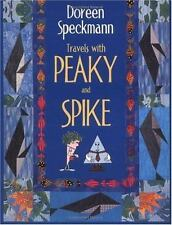 Travels with Peaky and Spike: Doreen Speckmann's Quilting Adventures