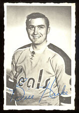 1970 71  OPC O PEE CHEE #38 BILL HICKE VG-EX DECKLE EDGE INSERT Oakland Seals