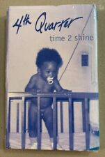 "4th Quarter ""Time 2 Shine"" Cassette EP 1997 Random Rap"
