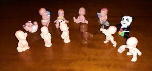 Lot De 12 Figurines Bébés Babies
