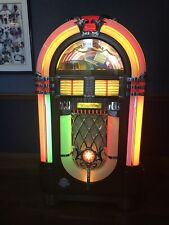 """New listing Wurlitzer One More Time Bubble Jukebox W/Remote 100 Cd'S - 1 Owner """"Mint Cond"""""""