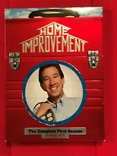 HOME IMPROVEMENT - Complete First Season (DVD, 2004, 3-Disc Set) FREE SHIPPING