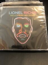 LOT OF 10 Lionel Richie  ** Hello From Las Vegas *BRAND NEW CD's FREE SHIPPING
