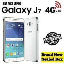 Samsung Galaxy J7 J700FWHITE  16GB DUAL-SIM Unlocked Smartphone 5.5 inch screen