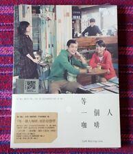 Vivian Chow ( 周慧敏 ) ~ Cafe Waiting Love ( Malaysia Press ) Cd