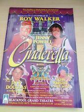 More details for roy walker jack douglas jenny powell blackpool  pantomime program 1996