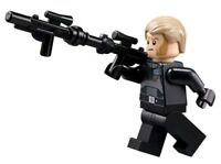 LEGO Star Wars Rebels Agent Kallus Minifigure Imperial Assault Carrier