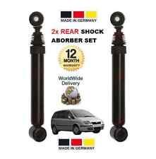 FOR FIAT ULYSSE 1994-2011 220 179AX REAR LEFT + RIGHT SHOCK SHOCKER ABSORBER SET