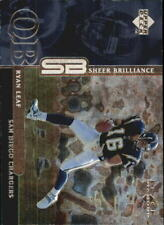 1998 Black Diamond Rookies Sheer Brilliance Insert Singles (Pick Your Cards)