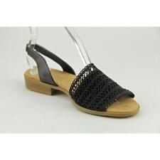 Sandalias y chanclas de mujer Karen Scott color principal negro de lona