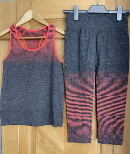 Brand New Women's Gym Top And Leggings.