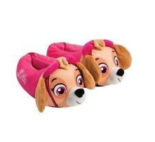 Paw Patrol Everest Skye Warm Kids Plush Puppy Slippers Shoe House Indoor