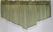 J. C. Penney Home Collection Valance ~ Sage Green ~ 20 x 48 **NEW**