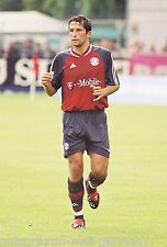 Hasan Salihamidzic Bayern München 02-03 seltenes Foto+2