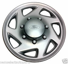 "NEW Ford E-150 E-250 E-350 OEM 16"" Wheel Cover Hub Cap Van Econoline Center Cap"