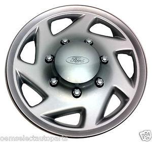 "NEW Ford E-150 E-250 E-350 OEM 16"" Wheel Cover Hub Cap Van Econoline Center Cap"